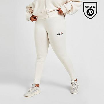 Ellesse Core Plus Size Logo Leggings