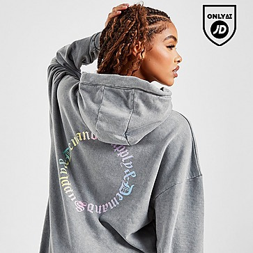 Supply & Demand Ombre Graphic Hoodie