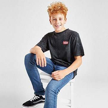 Vans Mineral Wash T-Shirt Junior