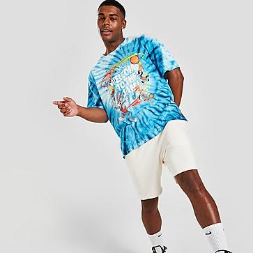 SikSilk x Space Jam Tie Dye T-Shirt