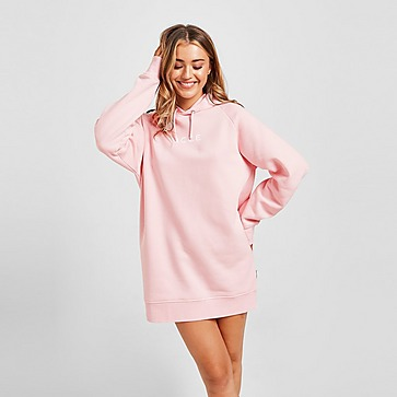 Nicce Central Logo Hooded Dress