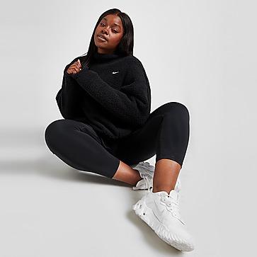 Nike Plus Size Cosy Fleece Top