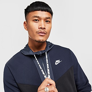 Nike Hybrid Full Zip Hoodie
