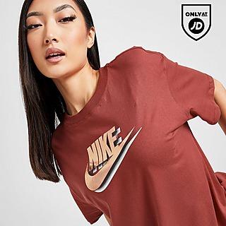 Nike Double Futura Short Sleeve T-Shirt