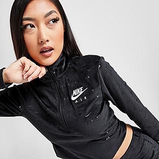 Nike Air Velour 1/4 Zip Top