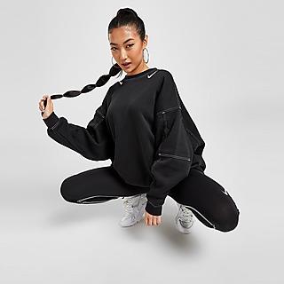 Nike Swoosh Ovesized Crew Sweatshirt