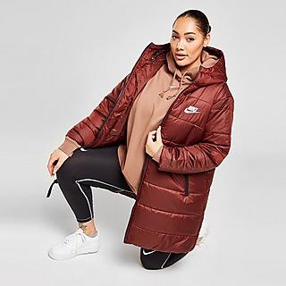 Nike Plus Size Swoosh Parka