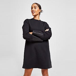 Nike Tech Fleece Long Sleeve Dress