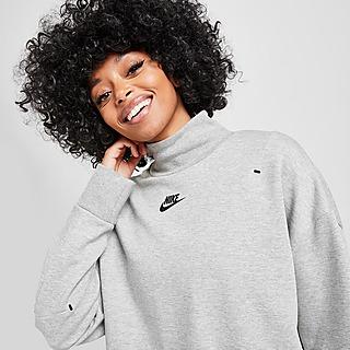 Nike Tech Long Sleeve Fleece Sweatshirt