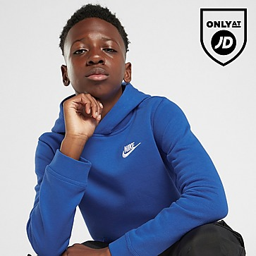 Nike Sportswear Club Pullover Hoodie Junior