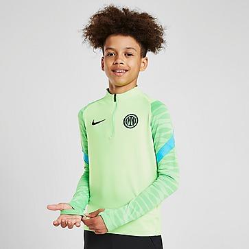 Nike Inter Milan Training Strike Top Junior