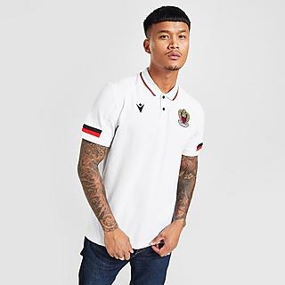 Macron OGC Nice Polo Shirt