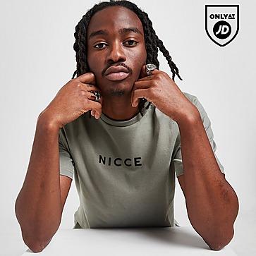 Nicce Cent Logo T-Shirt
