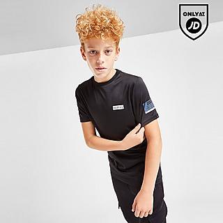 Rascal Pop Linear Poly T-Shirt Junior