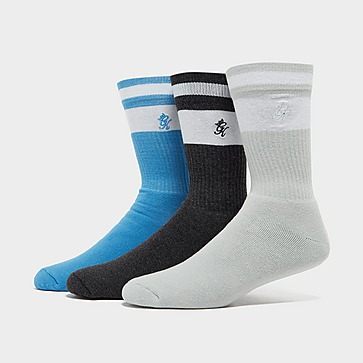 Gym King 3-Pack Socks