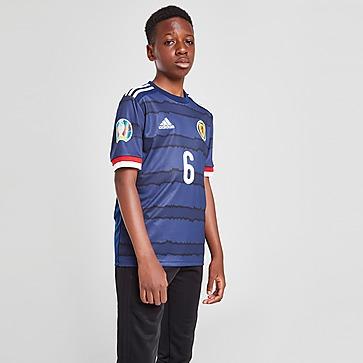 adidas Scotland 2020 Tierney #6 Home Shirt Junior
