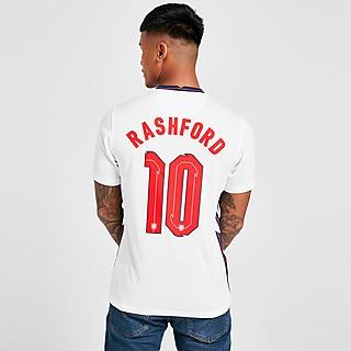 Nike England 2020/21 Rashford #10 Home Shirt