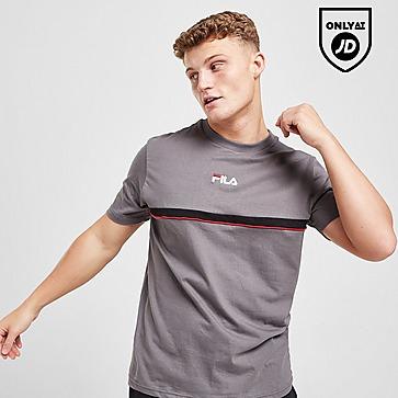 Fila Stan Stripe T-Shirt