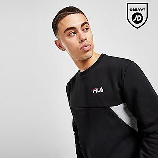 Fila Antonas Crew Sweatshirt