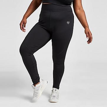 Pink Soda Sport Rezi Plus Size Tights