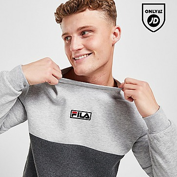 Fila Braid Crew Sweatshirt