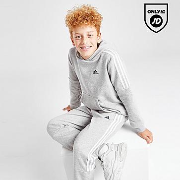 adidas Overhead Fleece Tracksuit Junior