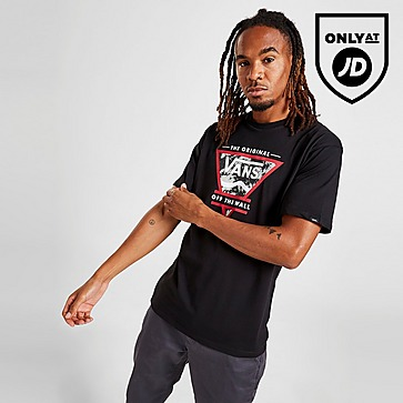 Vans Tie Dye Triangle T-Shirt