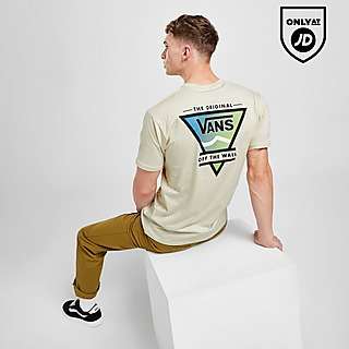 Vans Triangle Off The Wall Fade T-Shirt