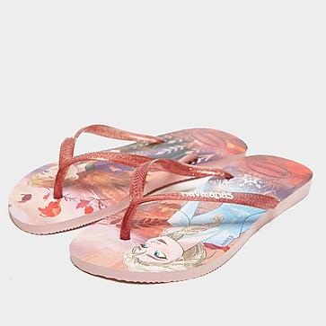 Havaianas Frozen Flip Flops Children