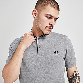 Fred Perry Bomber Collar Polo Shirt