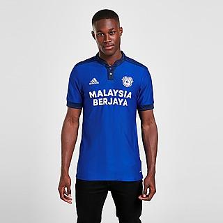 adidas Cardiff City FC 2021/22 Home Shirt