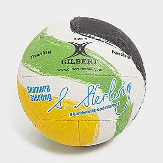 Gilbert Shamera Sterling Signature Netball