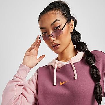 Nike Colour Block Swoosh Hoodie