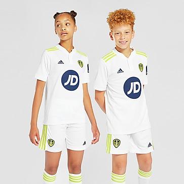 adidas Leeds United FC 2021/22 Home Shirt Junior