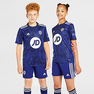 adidas Leeds United FC 2021/22 Away Shirt Junior