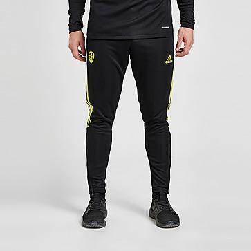 adidas Leeds United FC Elasticated Training Track Pants