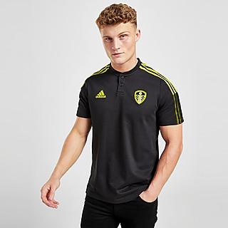 adidas Leeds United FC Training Polo Shirt