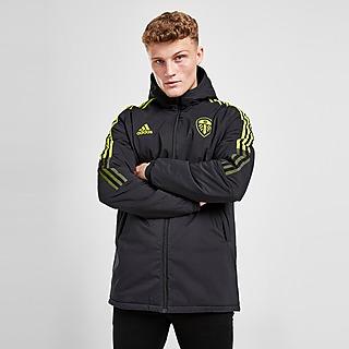 adidas Leeds United FC Windbreaker Jacket