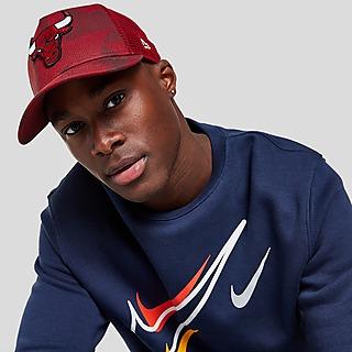 New Era NBA Chicago Bulls Trucker Cap