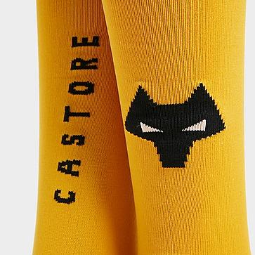 Castore Wolverhampton Wanderers 2021/22 Home Socks Junior