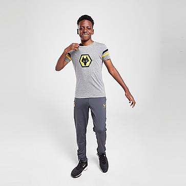Official Team Wolverhampton Wanderers Essential T-Shirt Junior
