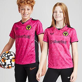Castore Wolverhampton Wanderers 20/21 GK Away Shirt Junior
