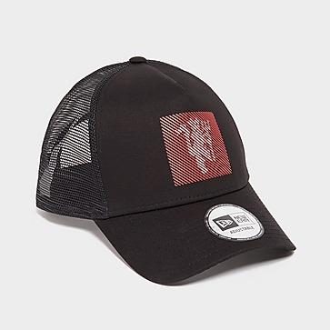 New Era Manchester United FC Red Devil Trucker Cap
