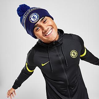 New Era Chelsea FC Workdmark Pom Beanie