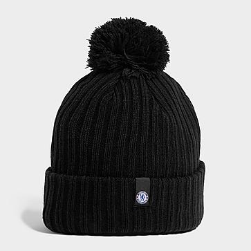 New Era Chelsea FC Pom Beanie Hat