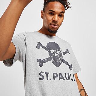 Official Team FC St. Pauli Skull T-Shirt