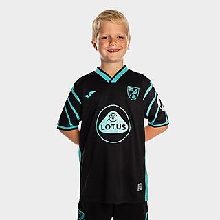 Joma Norwich City FC 2021/22 Away Shirt Junior