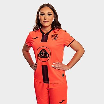 Joma Norwich City 2021/22 Third Shirt Women's