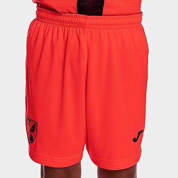 Joma Norwich City 2021/22 Third Shorts Junior PRE ORDER