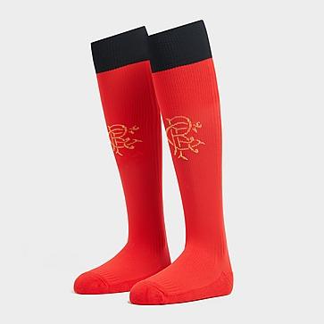 Castore Rangers FC 2021/22 Away Socks Junior